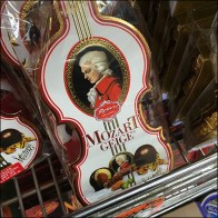 Mozart Violin Shelf-Edge Fencing
