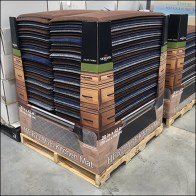 Mohawk Kitchen Mats Pallet Display