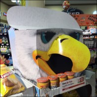 Lay's Potato Chip Merchandising Display