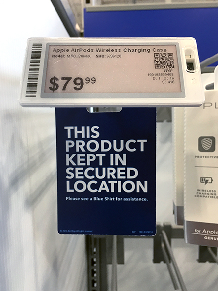 Scan-Hook Secured-Product Notice