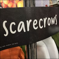 Scarecrow Signing Sets Stage for Sales