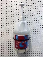 CoronaVirus Dual-Surface Sanitizer Ring-Hook