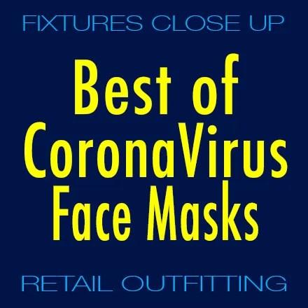 Best CoronaVirus Face Masks Advisory Signs