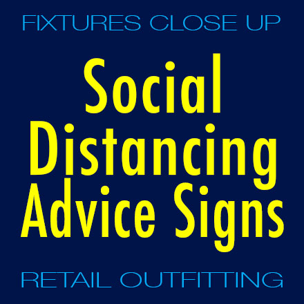 Best Social Distancing Advice Notices