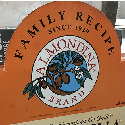 Family-Recipe Cookie Rack Display