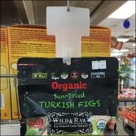 Organic Turkish Fig Strip Merchandiser
