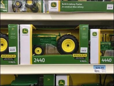 Tractor Supply Company Sizing John Deere Tractors Correctly Extra