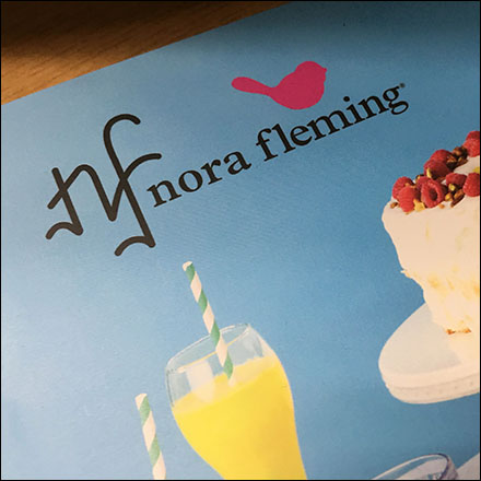 Nora Fleming Branded Takeaway Brochures