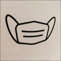 Express Government Ordered CoronaVirus Masks