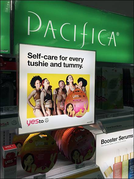 Pacifica Tushie And Tummy Treatment
