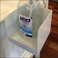 Ralph Lauren CoronaVirus 2-Liter Sanitizer Stand