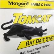 Tomcat Rat Bait Endcap Display