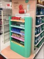 Reimagined Deodorant Endcap Display