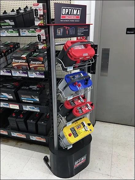 Optima Ultimate Battery Power Source