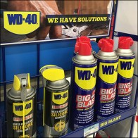WD-40 Lubricants PowerWing Display