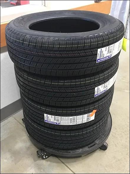 Automotive-Dept Circular Tire Dolly