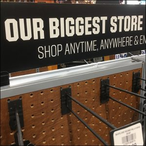 Biggest Sporting Goods Store Brag