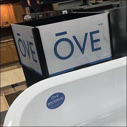 Ove Bathtub Tower Drop-in Sign Header