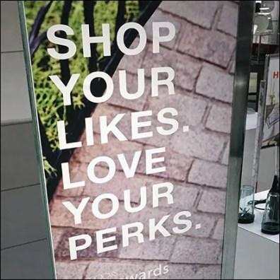 Macy's Perks-And-Likes Sunglasses Promo