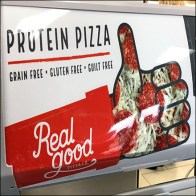 Protein Pizza Coffin Case Cooler Health Sell Feature