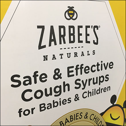 Zarbee's Cough Syrup Gravity-Feed PowerWing