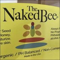 Naked Bee All-Good No-Bad Display