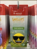 Iconic Emoji SpaRoom Smellies Hooks