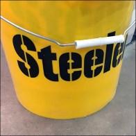 Pittsburgh Steelers 5-Gallon Bucket Promotion