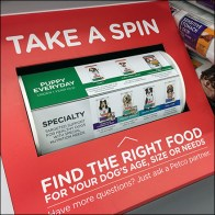 Science-Diet Pet Food Selector Spinner