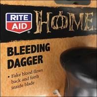 Seasonal Home-Decor Halloween Dagger