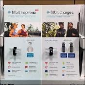 Dual Fitbit Display Cross-Sell