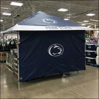 Penn-State Pavilion Tent Merchandising