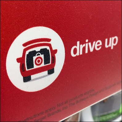 Driver's Seat Drive-Up Delivery