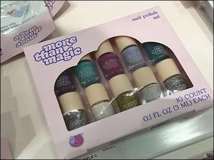 More-Than-Magic Branded Nail Polish Set