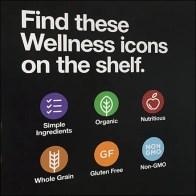 Shelf-Edge Wellness Icons Inform