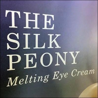 Tatcha Silk-Peony Eye Cream Tower