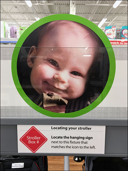 Baby Stroller User Profile Merchandising