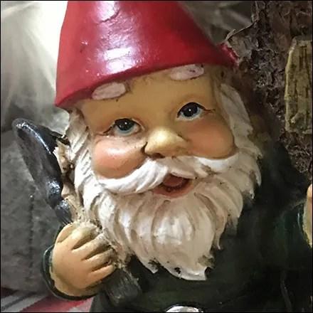 Christmas Gnome Tabletop Congregation