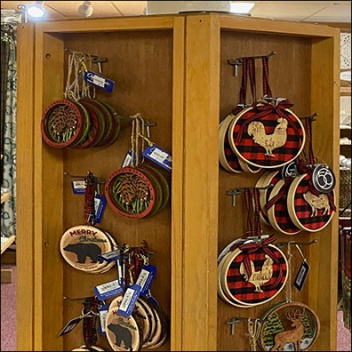 Wood Pegboard Spinner Minus-Holes