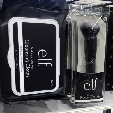 Elf Cosmetics Queue Merchandising Display