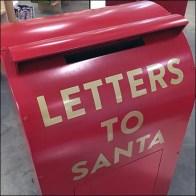 Nordstrom Letters To Santa MailboxNordstrom Letters To Santa Mailbox