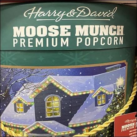 Harry-&-David Moose-Munch Popcorn Pallet