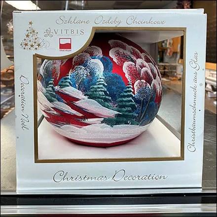 Boxed Ethnic Christmas Decoration