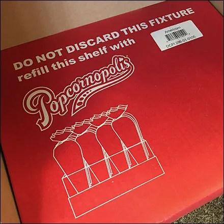 Gourmet Popcorn Stocking Instructions