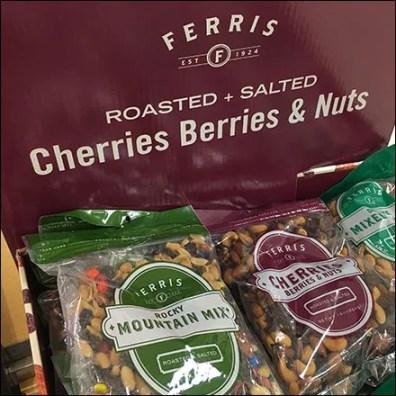 Ferris Vintage Cherries-Berries-&-Nuts Display