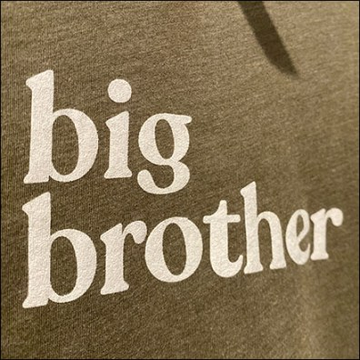Big-Brother Little-Brother T-Shirt Twins