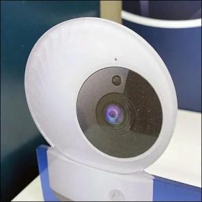 Motorola Baby Monitor Accessory Cutouts