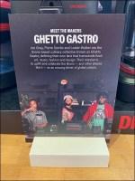 Crugxx Ghetto Gastro Sign Holder
