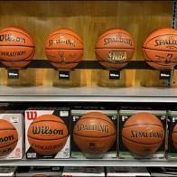 Pegboard-Mount Basketball Ring Hooks