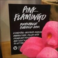 Lush Cosmetics Pink Flamingo Bubble BarLush Cosmetics Pink Flamingo Bubble BarLush Cosmetics Pink Flamingo Bubble Bar